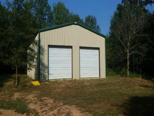 Reduced 4.65 Ml Ac W/ New Building : Paron : Saline County : Arkansas