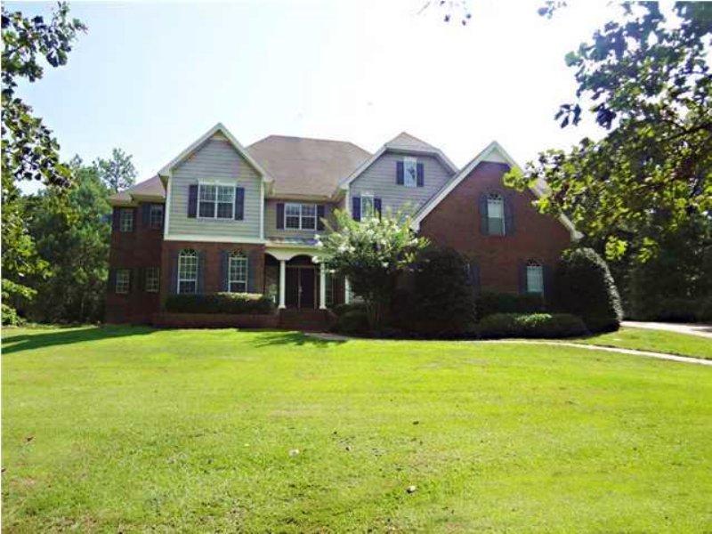 Elmore County Estate Home & Land : Wetumpka : Elmore County : Alabama