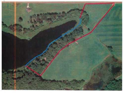 Private 7.5 Acres On Emerson Lake : Allegan County : Michigan