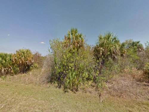 Residential Lot 0.23 Acre For Sale : Port Charlotte : Charlotte County : Florida