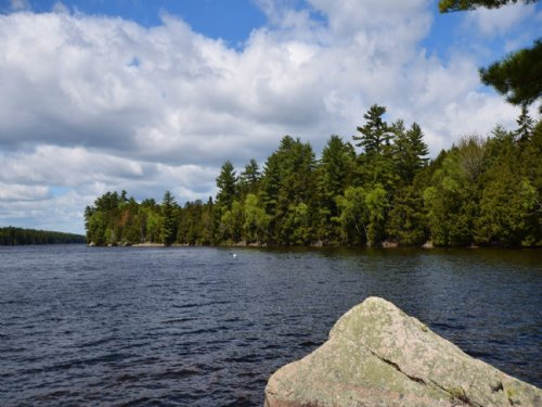 Sysladobsis Lakefront Acreage : Lakeville : Penobscot County : Maine