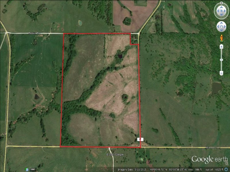 Highly Tillable 115 Acres : Milan : Sullivan County : Missouri