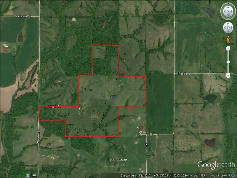 234 Acres : Milan : Sullivan County : Missouri