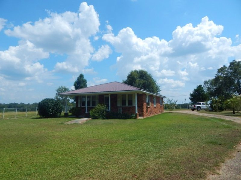 4.00 Acres Recreation Land : Tylertown : Walthall County : Mississippi