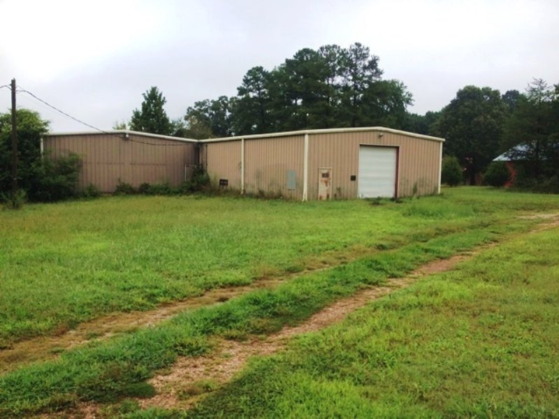 Commercial Property In Woodland : Woodland : Randolph County : Alabama