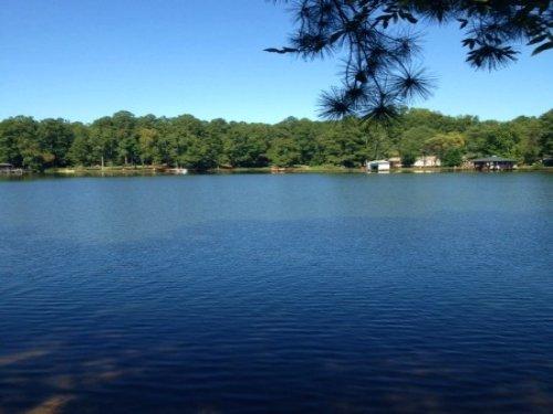 Large Lake Lot On Lake Sinclair : Milledgeville : Baldwin County : Georgia