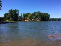 Lake Lot With Beautiful Views : Sparta : Hancock County : Georgia