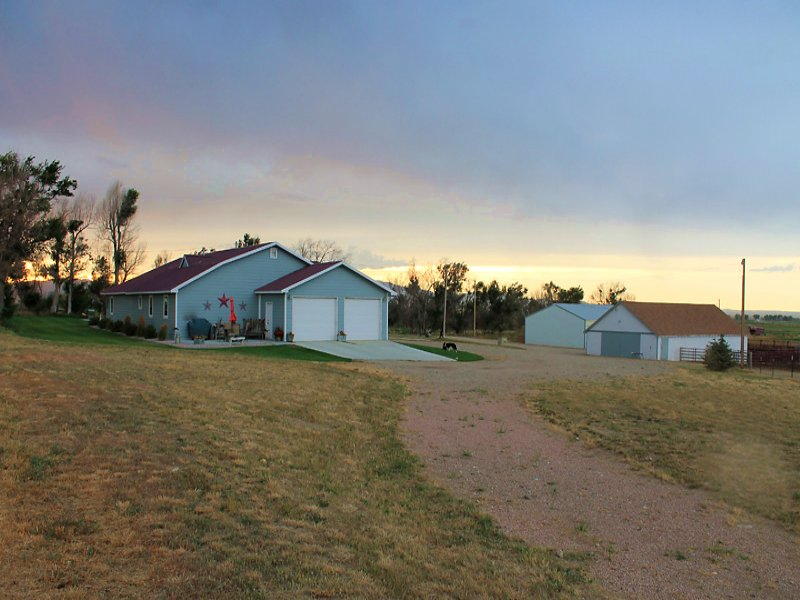 Tmac Acreage : Wheatland : Platte County : Wyoming