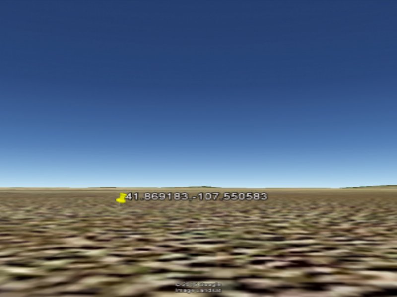 Vacant Land For Sale - 40 Acres : Rawlins : Sweetwater County : Wyoming