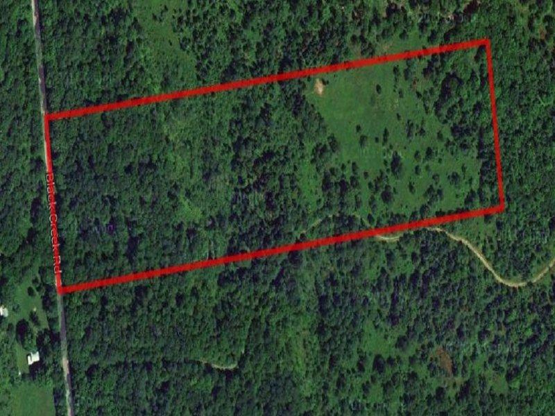Wooded Recreational Getaway : Norway : Herkimer County : New York