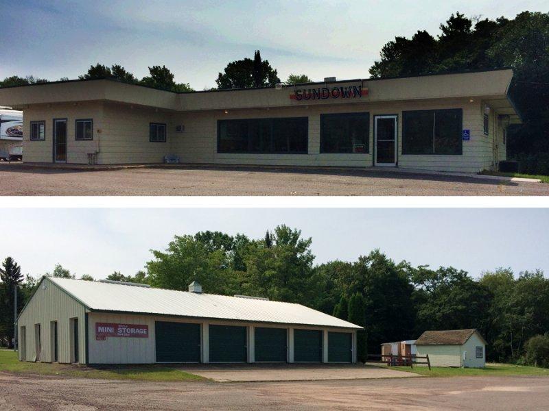 Mobile Home Park & Mini Storage : Maple : Douglas County : Wisconsin