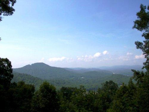 Fantastic Mountain Top Lot : Clayton : Rabun County : Georgia