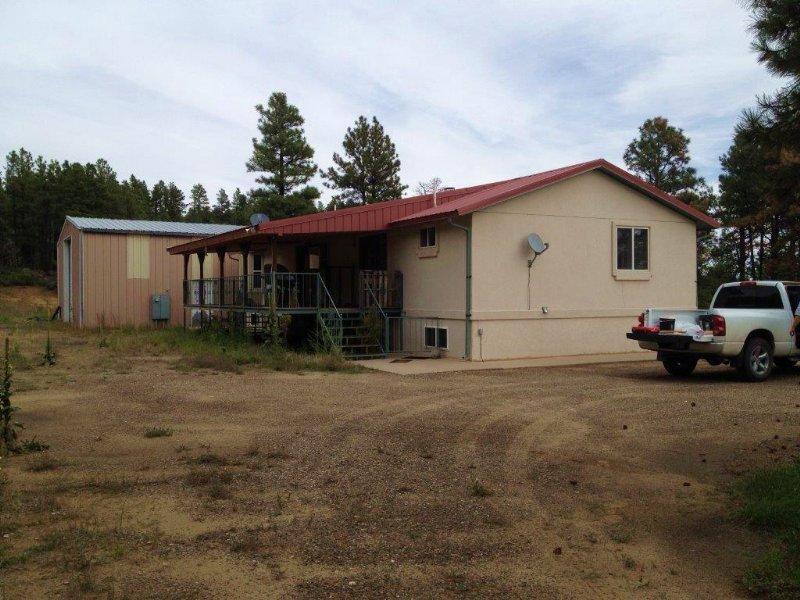 1,440+/- Sf Above Grade And 1,44 : Boncarbo : Las Animas County : Colorado