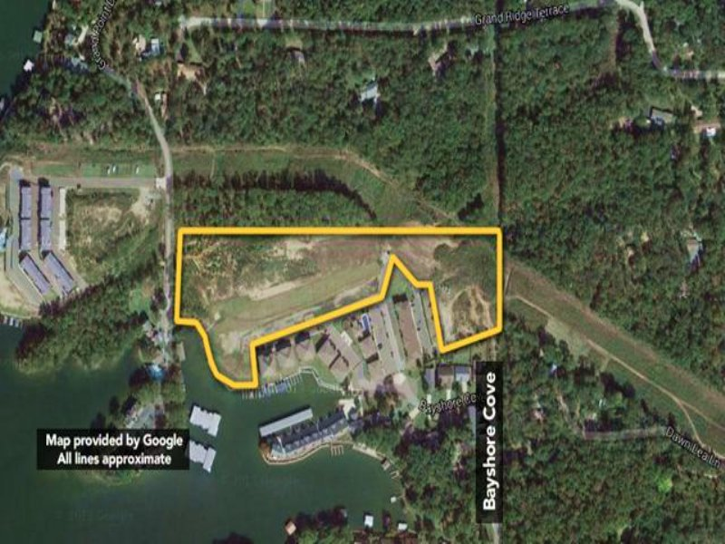 9.2+/- Acres Of Undeveloped Land : Hot Springs : Garland County : Arkansas