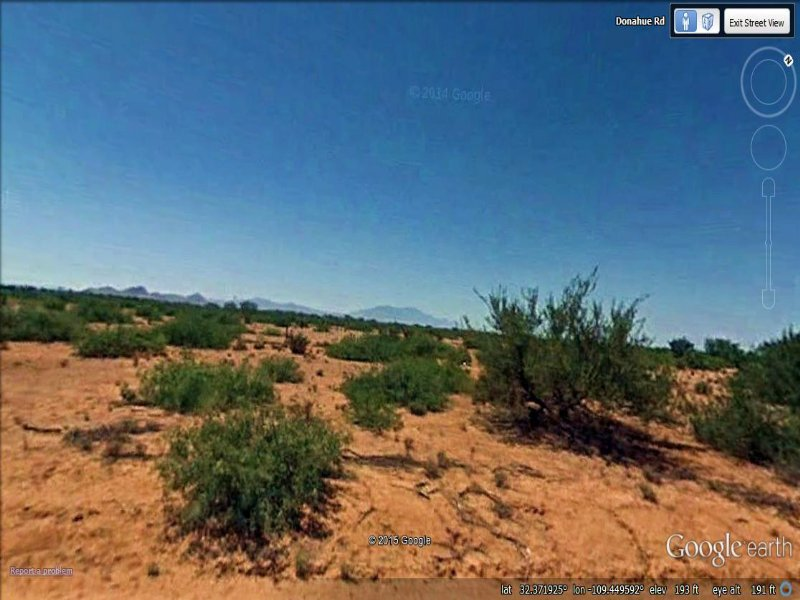 1.10 Acre $1,743 & No Closing Costs : Bowie : Cochise County : Arizona