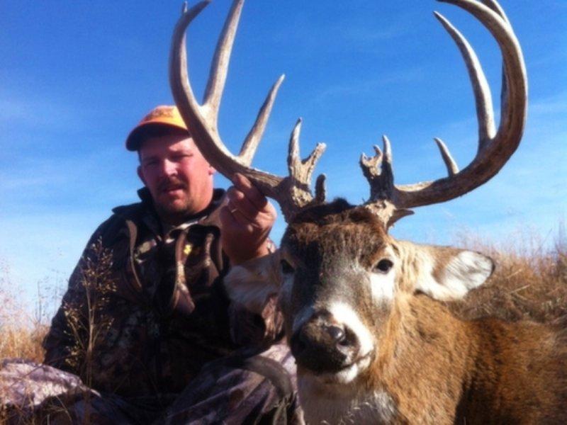 Big Buck Bottoms : Coats : Pratt County : Kansas