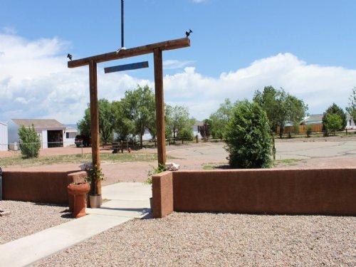 La Casa Bonita : Penrose : Fremont County : Colorado