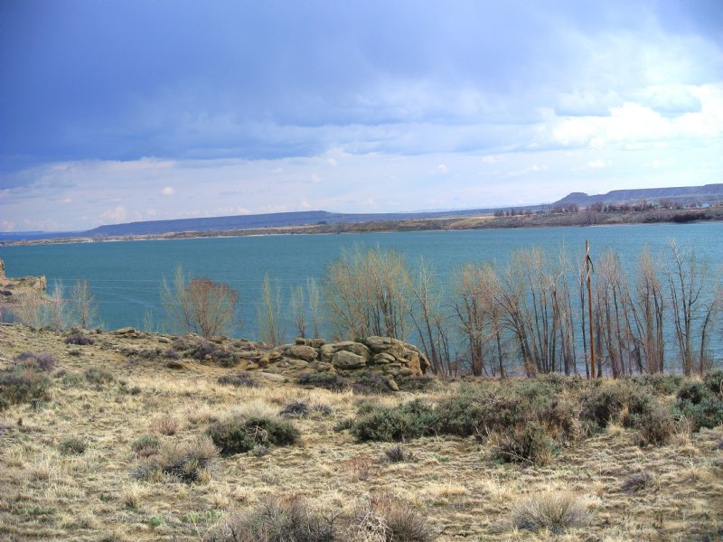 Pilot Butte Reservoir Frontage : Kinnear : Fremont County : Wyoming