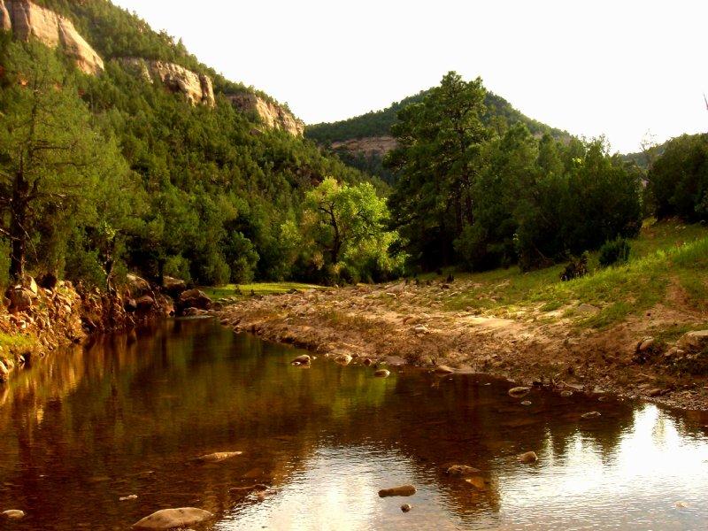 Rimrock Rose Ranch : Trujillo : San Miguel County : New Mexico