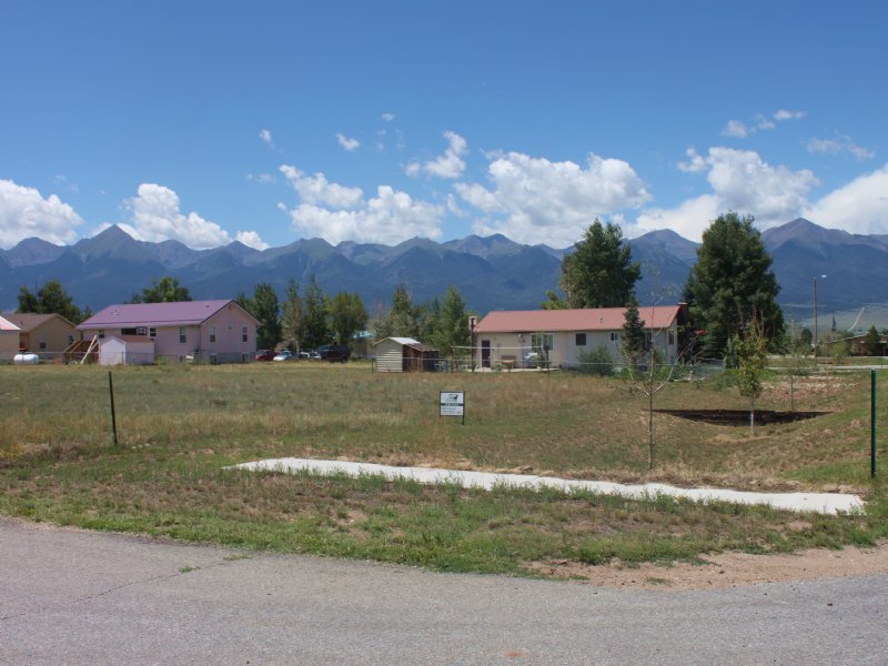 Hey Lot : Westcliffe : Custer County : Colorado