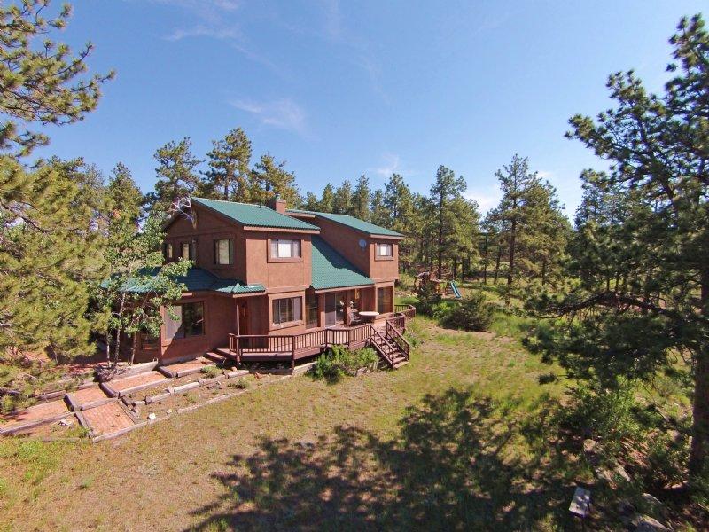 Bear Bones Ranch : Westcliffe : Custer County : Colorado