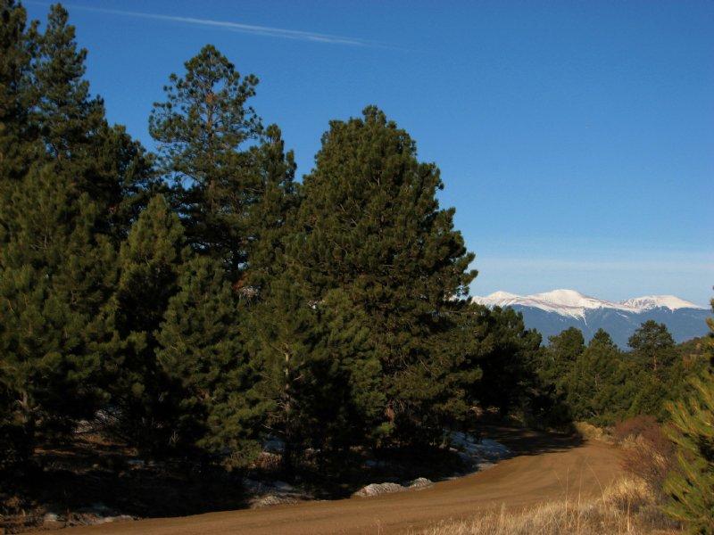 The Roe Ranch : Westcliffe : Custer County : Colorado