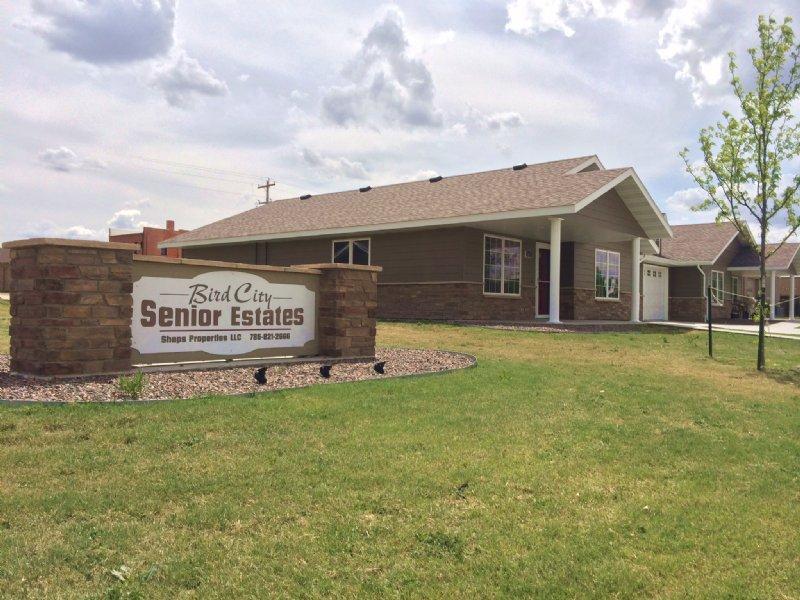 Bird City Senior Estates : Bird City : Cheyenne County : Kansas