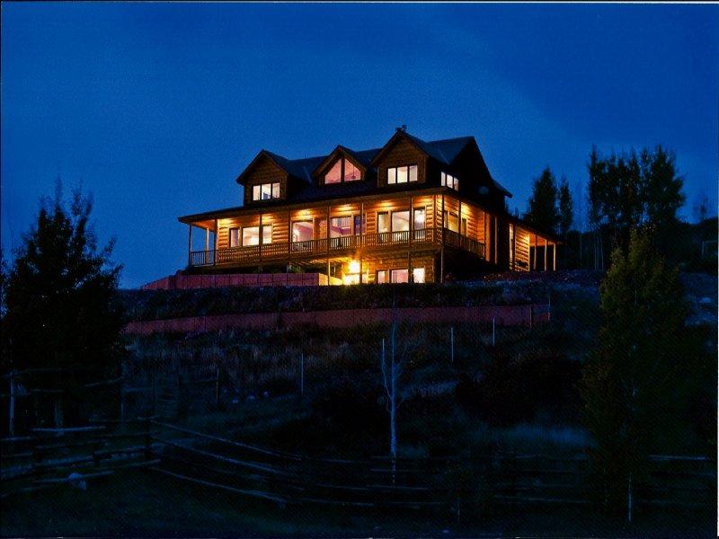 Million Dollar Views : Meeker : Rio Blanco County : Colorado