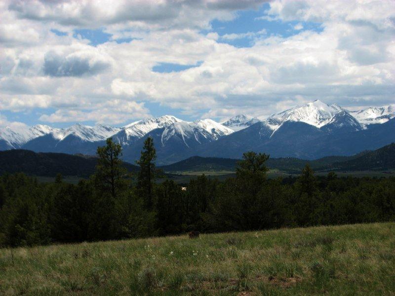 Sonora Ranch : Cotopaxi : Fremont County : Colorado