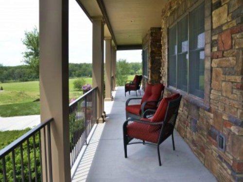 Hamptons Acreage And Home - Price R : Elkhorn : Douglas County : Nebraska