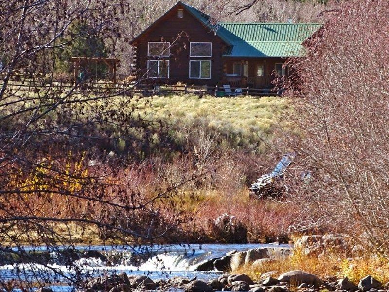 Los Pinos River Ranch : San Miguel : Rio Arriba County : New Mexico