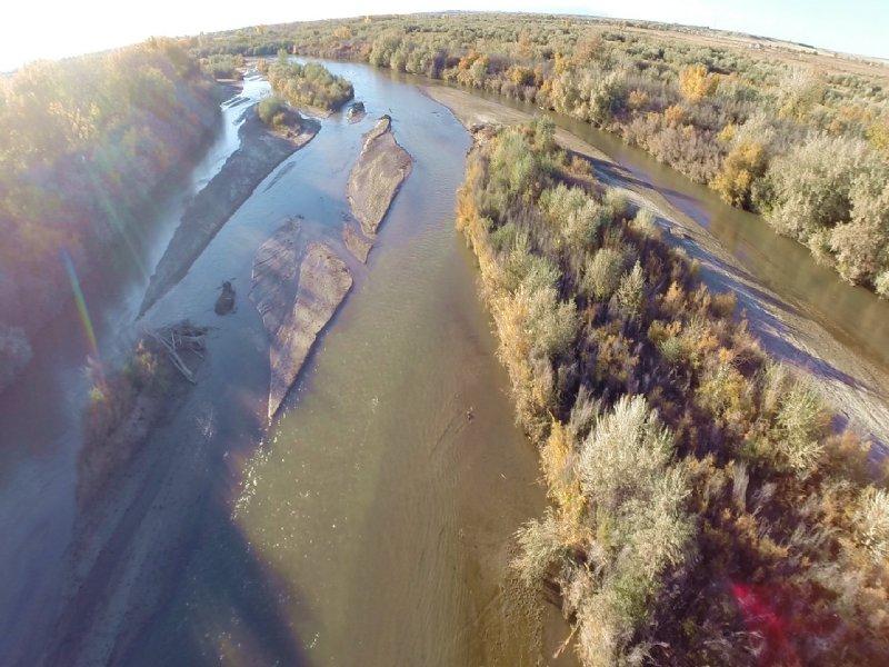 Arkansas River Hunting Ranch : Boone : Pueblo County : Colorado