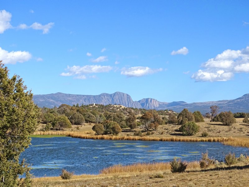 Melton Ranch : Tierra Amarilla : Rio Arriba County : New Mexico