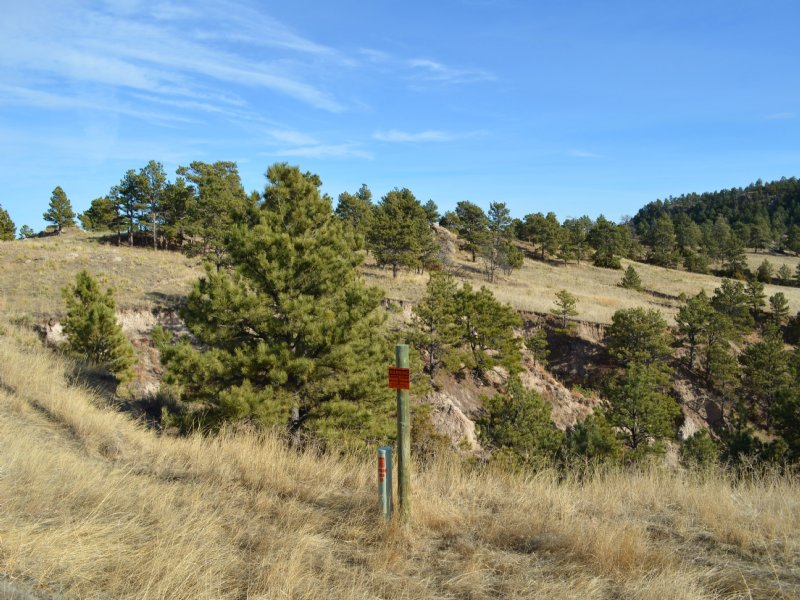 Pine Ridge Ranch Estates : Fort Laramie : Goshen County : Wyoming