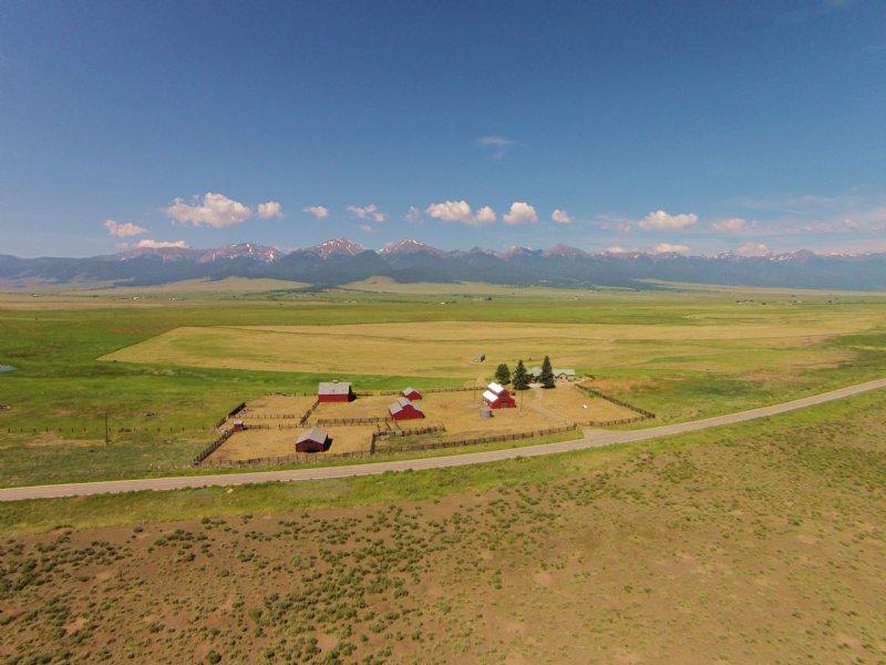Jackson Ranch : Westcliffe : Custer County : Colorado