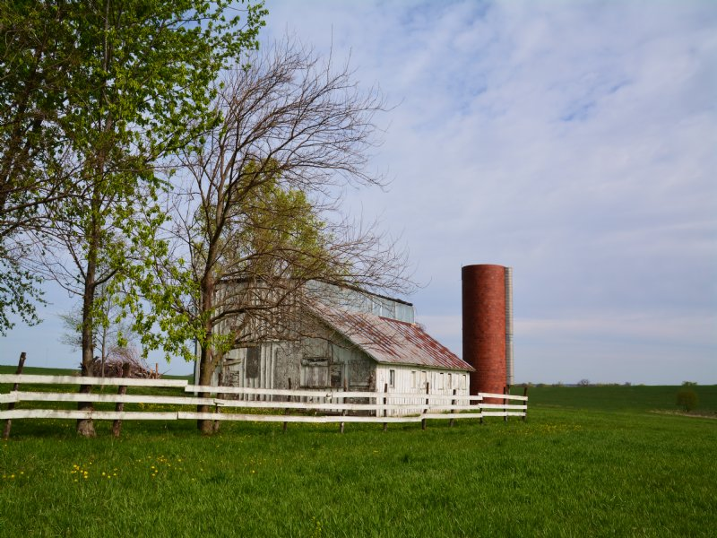 The Historic Leavenworth Grassland : Tonganoxie : Leavenworth County : Kansas