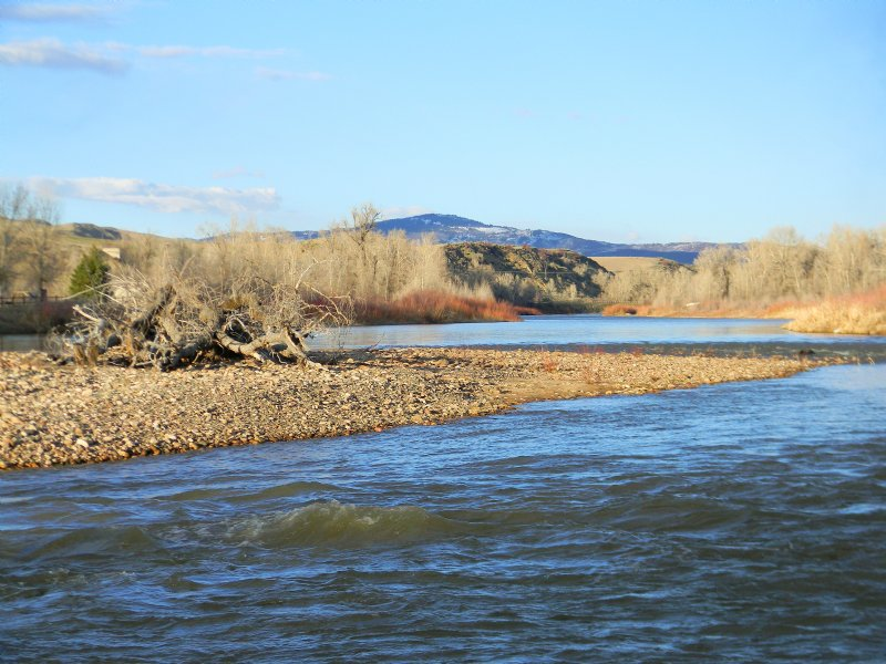 Yampa River Ranch And Water Rights : Hayden : Routt County : Colorado