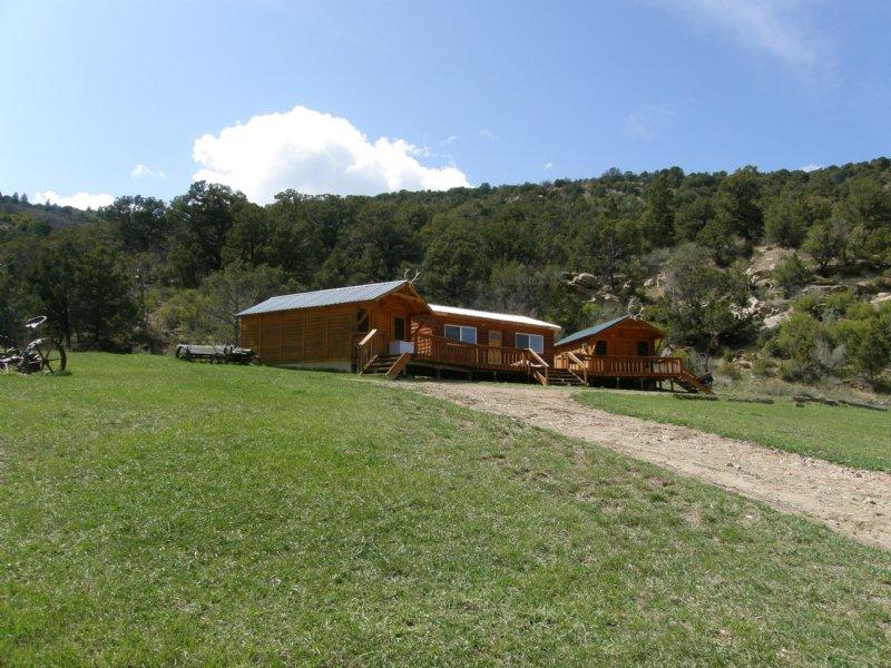 Trail Canyon Ranch : Rangely : Rio Blanco County : Colorado