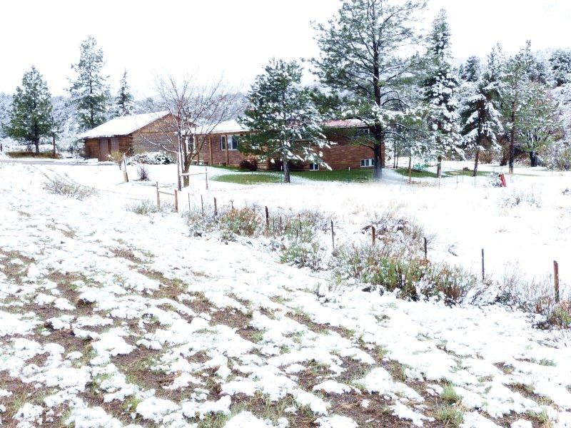Sheep Creek Home : Meeker : Rio Blanco County : Colorado