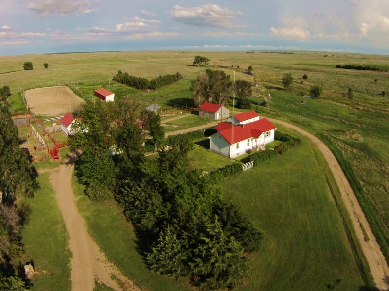 Collins Ranch In Wallace County : Wallace : Wallace County : Kansas