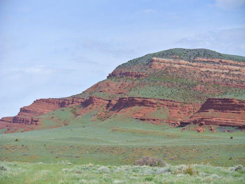 Shoshone Lake Road Lot : Lander : Fremont County : Wyoming
