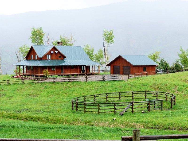 Elk Spirit Lodge : Meeker : Rio Blanco County : Colorado
