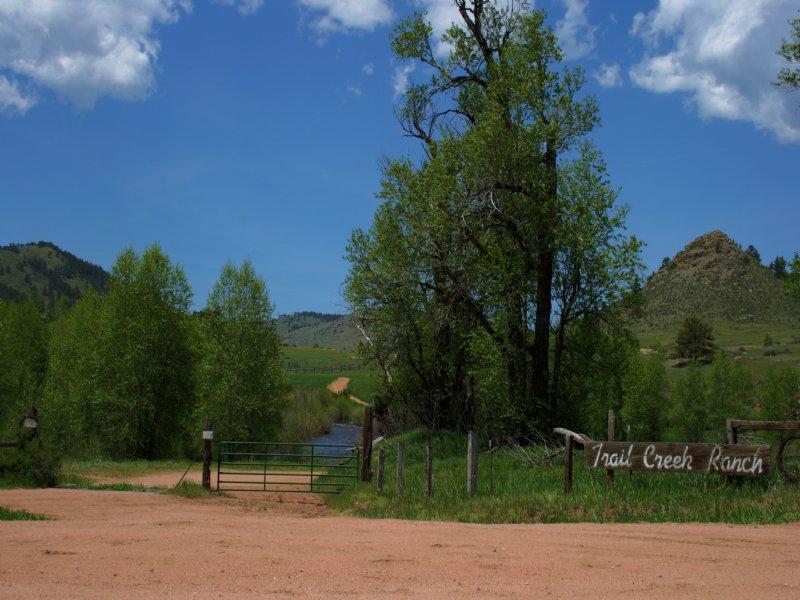 Trail Creek Ranch : Livermore : Larimer County : Colorado