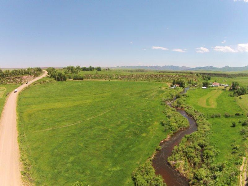 North Poudre River Tract : Livermore : Larimer County : Colorado