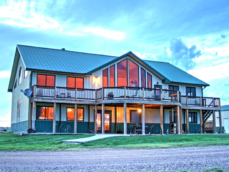 The Witcher Ranch : Campo : Baca County : Colorado