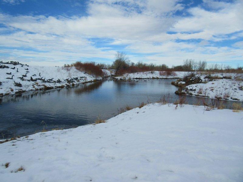 Scotts Bluff County Waterfowl Haven : Mitchell : Scotts Bluff County : Nebraska
