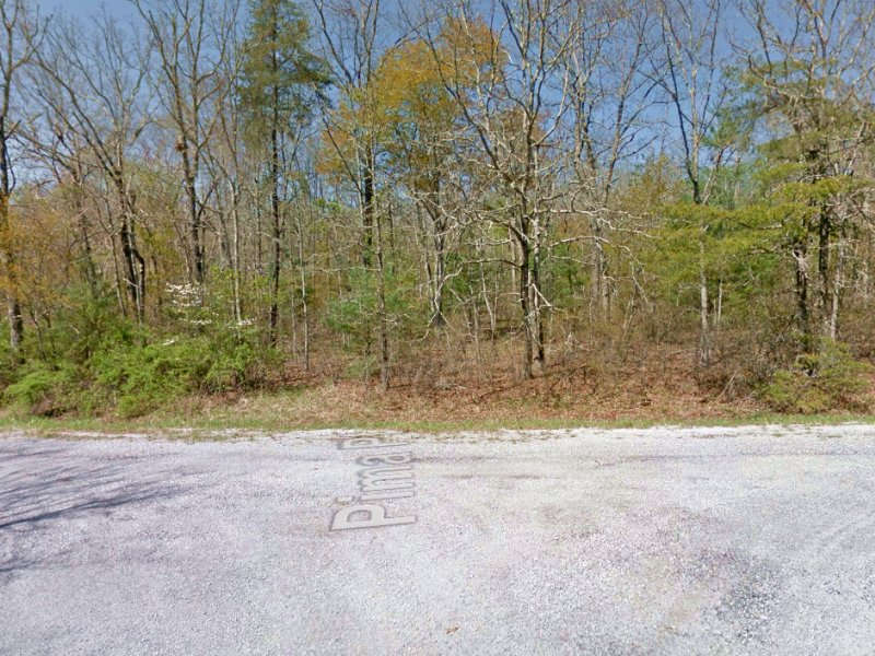 Owner Finance 0.25 Acre Lot 4 Sale : Crossville : Cumberland County : Tennessee