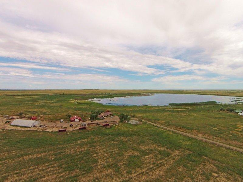Huerfano Lake Ranch : Avondale : Pueblo County : Colorado
