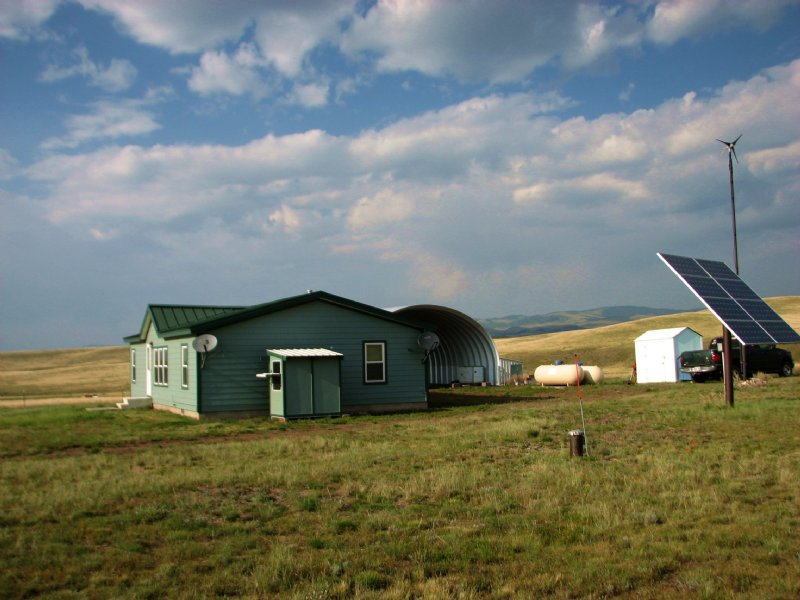 Blue Pony Ranch : Westcliffe : Custer County : Colorado