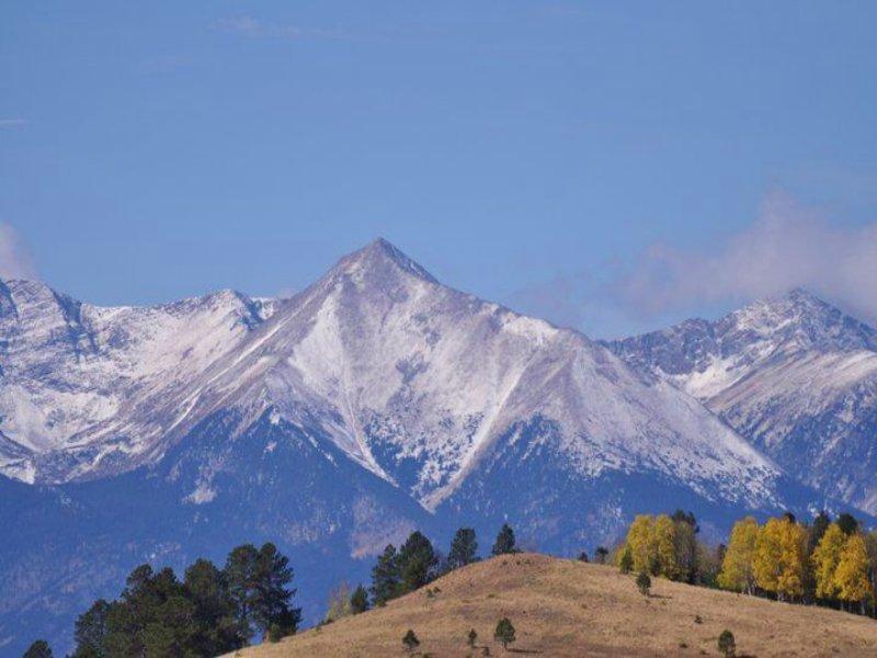 Rezin Ranch : Westcliffe : Custer County : Colorado